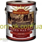 Масло-воск American Wood Oil Hard Wax Oil